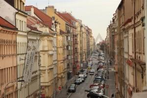 Pronájem nezařízeného bytu 3+1 Praha 2 - Vinohrady, Slezská