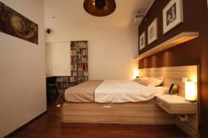 Prodej bytu 1+kk, 28 m²  Praha - Holešovice, Jateční