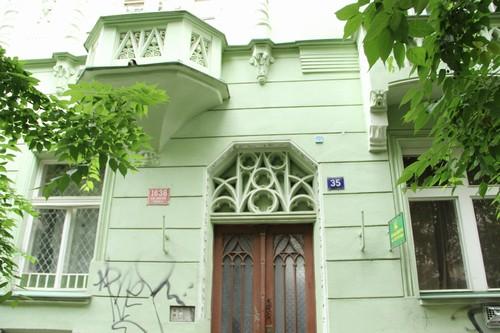 Seznam ulic Praha 9 Prosek