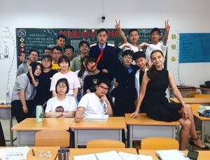 čínští studení učitelky ruštiny v číně