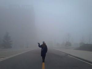 Jak dokáže ovlivnit čínský smog život lidí, kteří žijí v číně