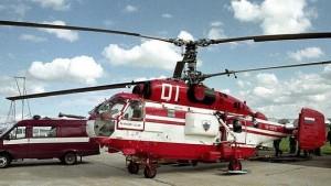Ruský vrtulník Ka-32A11BC