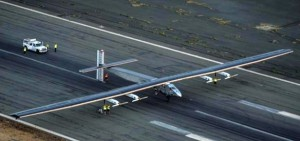 3. července 2015 přistál Solar Impulse na Havaji