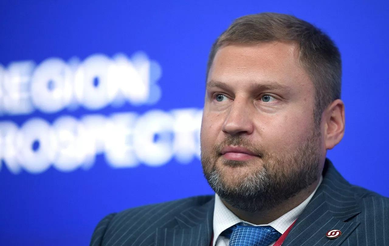 Vitaly Mankevich, prezident rusko-asijské unie průmyslníků a podnikatelů