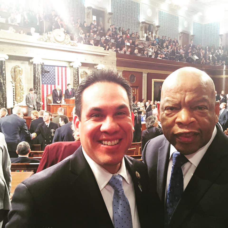 kongresman Pete Aguilar