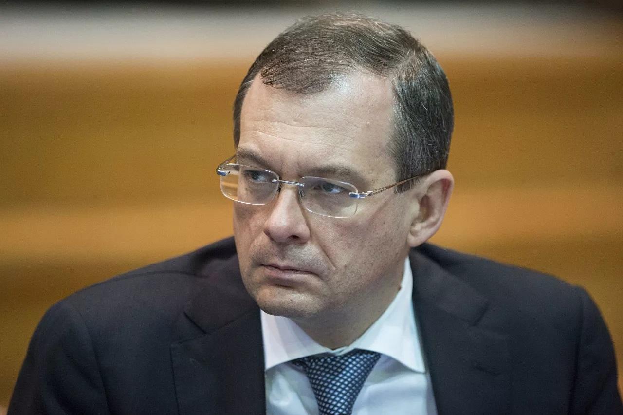 Bývalý místopředseda Ruské banky Michail Sukhov