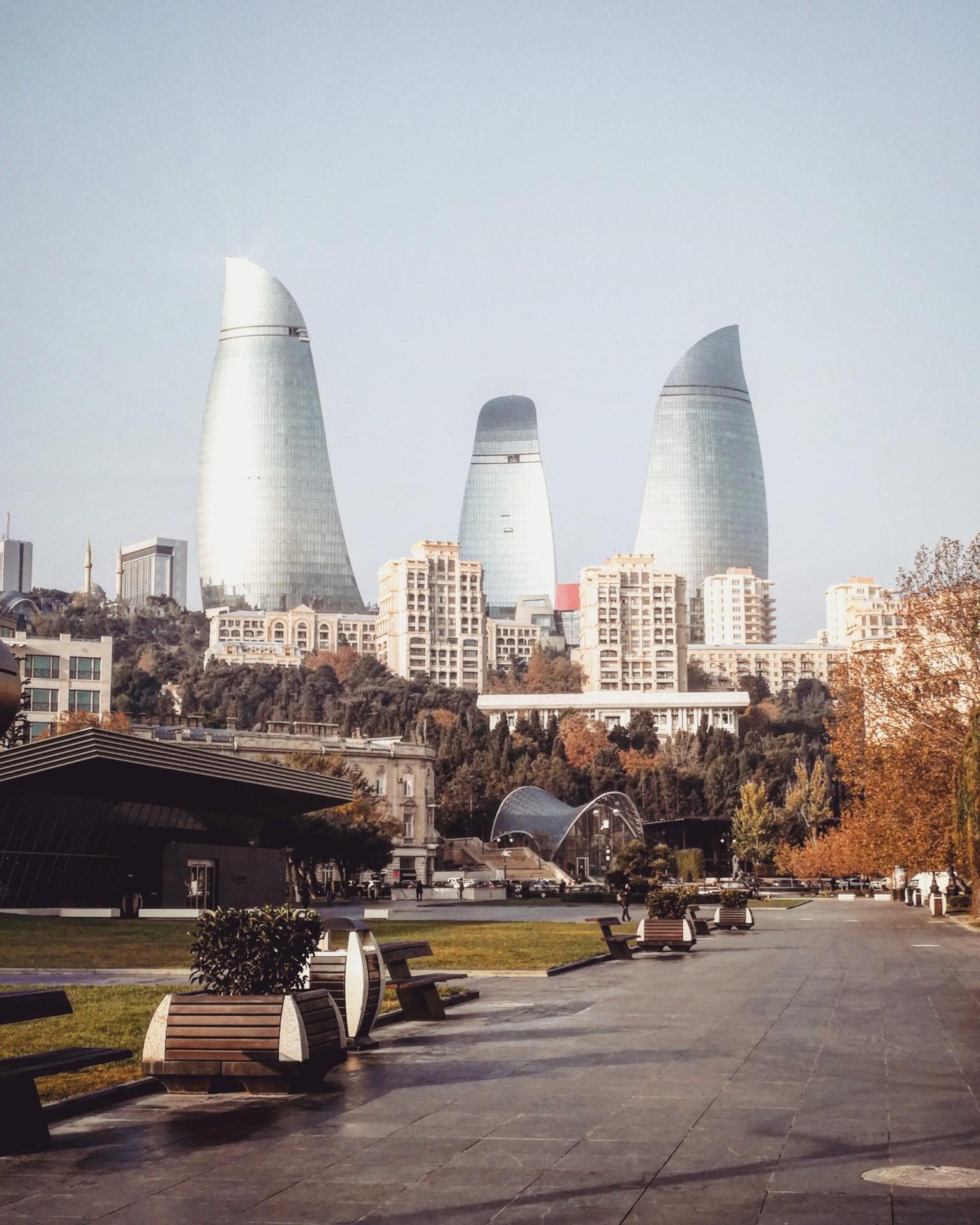 Diverzifikovaná ekonomika Ázerbajdžánu