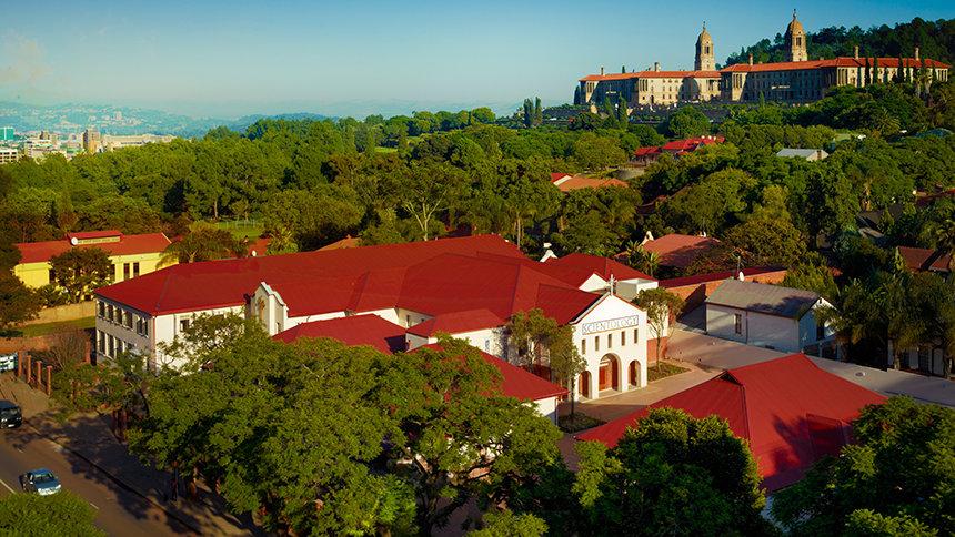 otevření nové Scientologické církve Pretoria