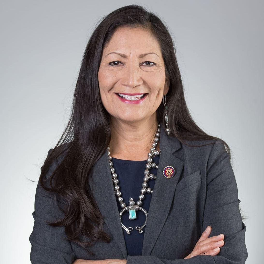 Kongresmanka Deb Haalandová