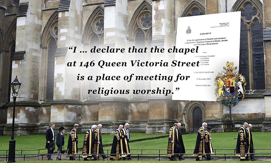 Rozhodnutí Nejvyššího soudu Spojeného království z roku 2013 týkající se scientologického náboženství