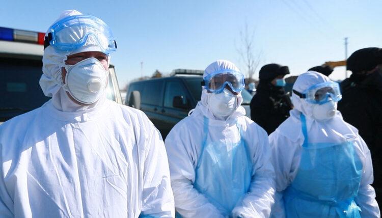 V oblasti Karaganda byl zrušen požadavek na povinnou přítomnost certifikátu PCR pro překračování hygienických stanic
