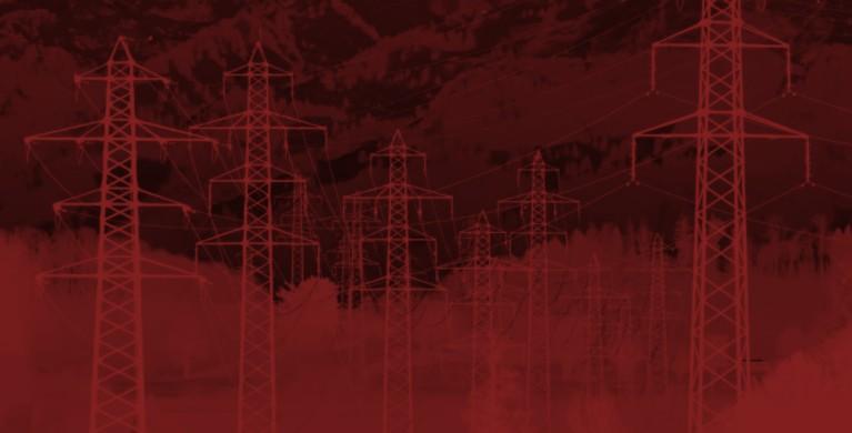 zakazující klíčovým energetickým společnostem nakupovat zařízení energetické sítě z Číny