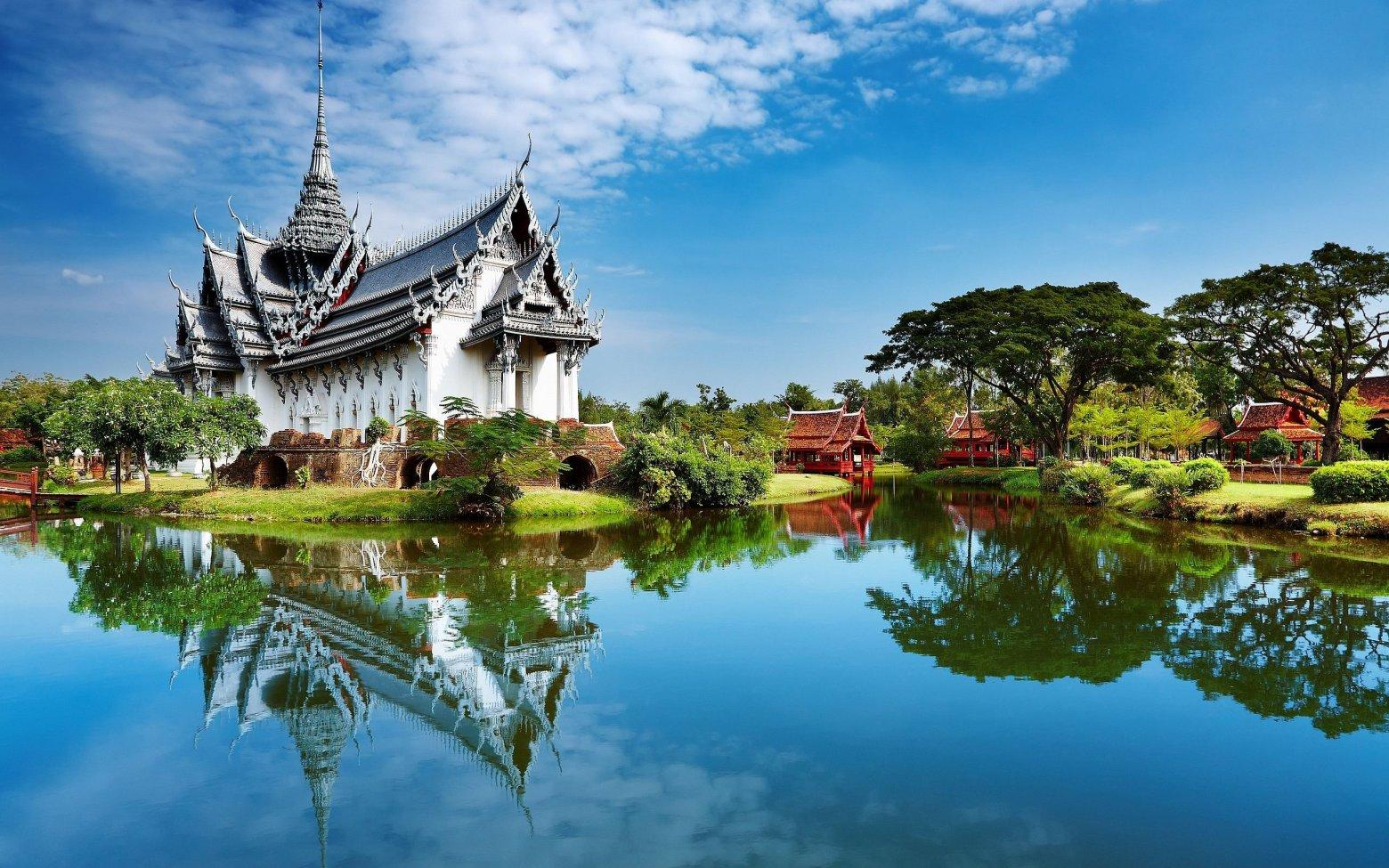 Thajsko - co vzít? Bezpečnostní Cestování
