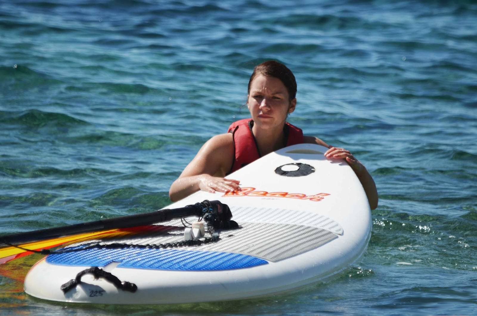 Windsurfing - co se musíte naučit? Cestování
