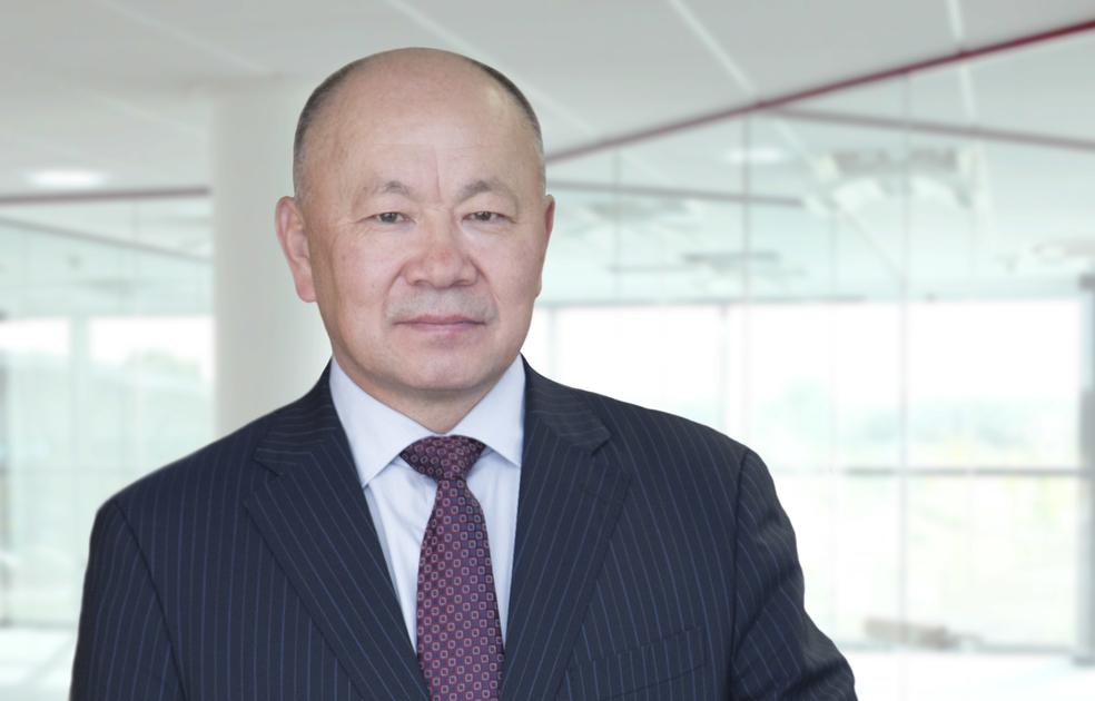 Baurzhan Ibrayev