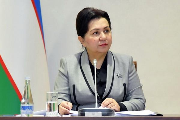 Tanzila Narbaeva