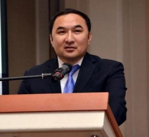 primátora města Almaty Jerzhan Babakumarov