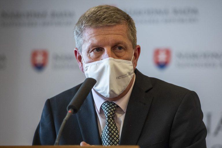 ministr zdravotnictví Vladimír Lengvarský