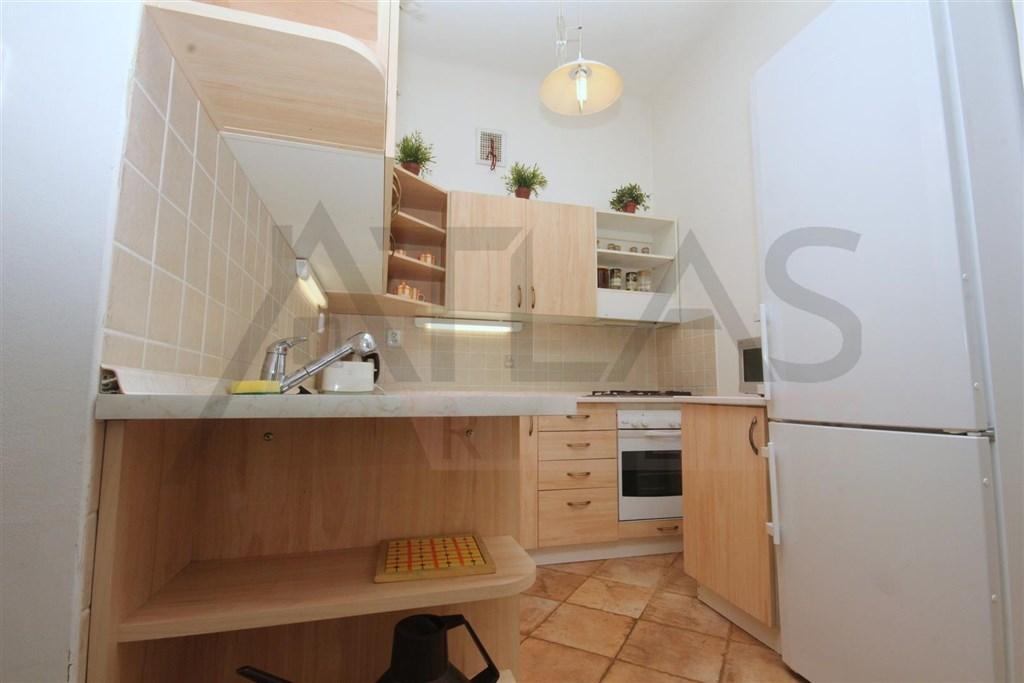 Pronájem bytu 2+1, 72 m², Praha 2 – Vinohrady, Polská