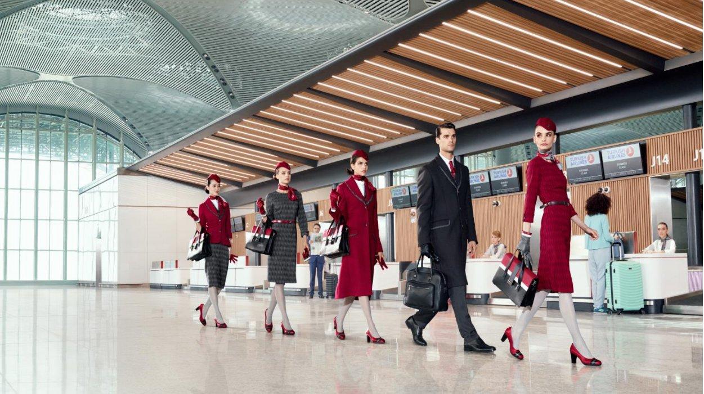 turecké aerolinie